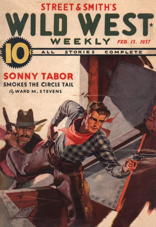 Wild West Weekly February 1937