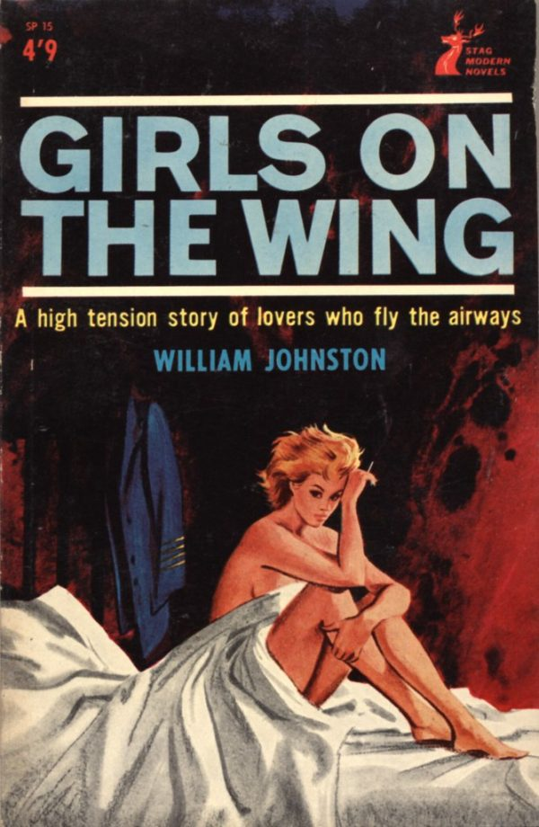 14317098602-girls-on-the-wing-by-william-johnston-stag-publishing-1964