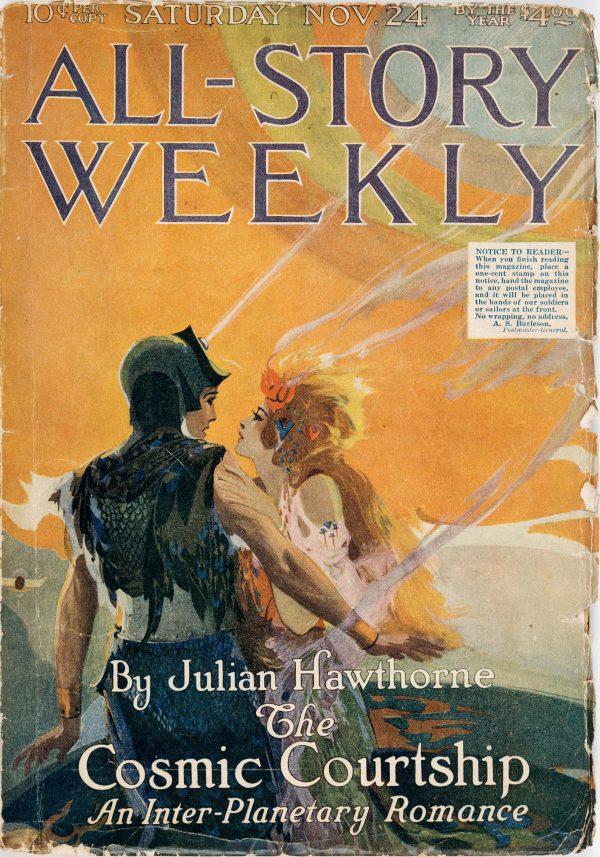 All-Story Weekly - November 24. 1917