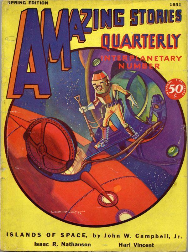 Amazing Stories Quarterly Spring 1931
