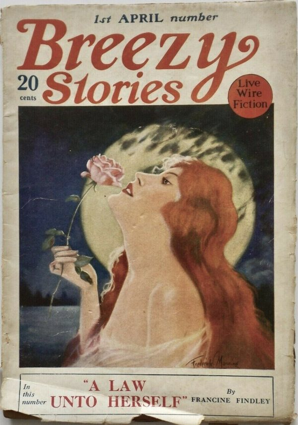 April 1926 Breezy Stories