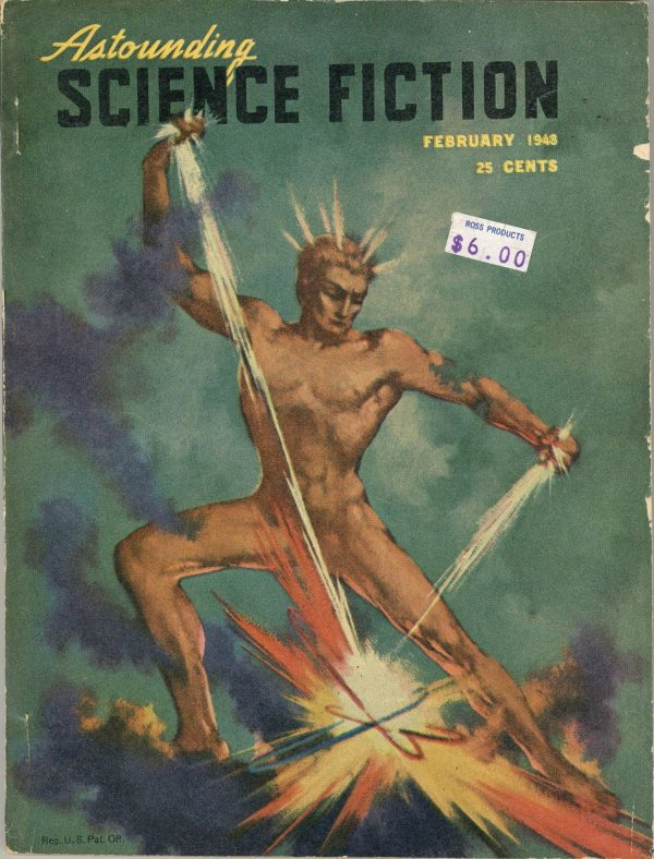 Astounding Science Fiction, February 1948