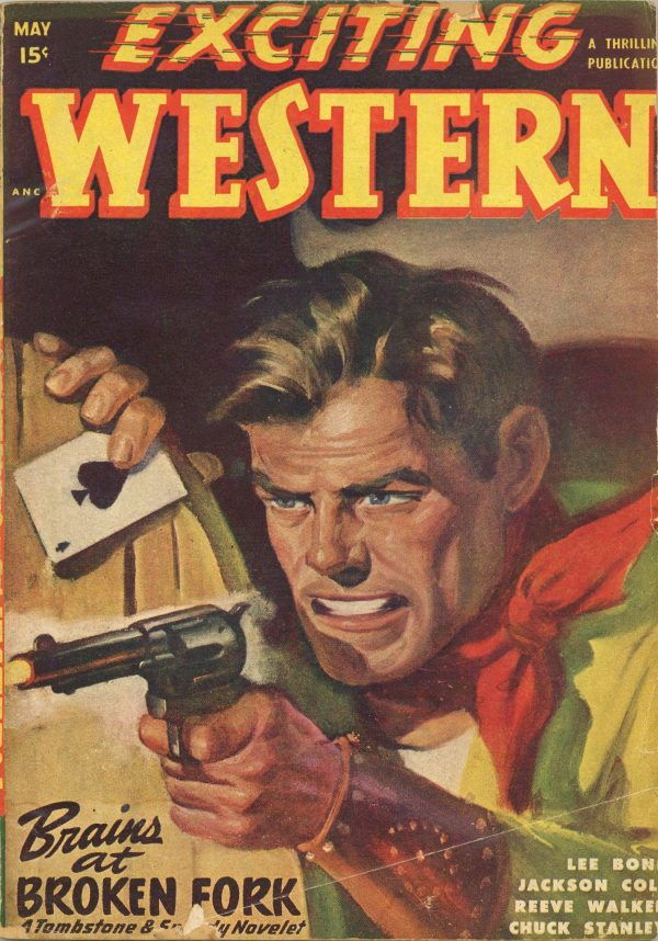 Exciting Western May 1948