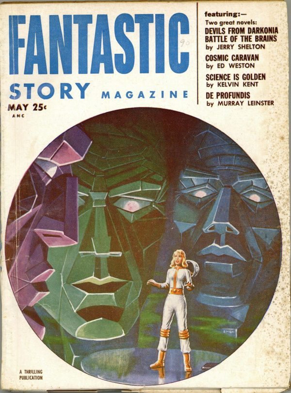 Fantastic Story May 1953