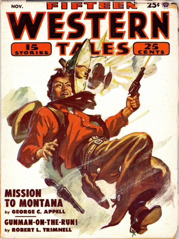 Fifteen Western Tales November 1952
