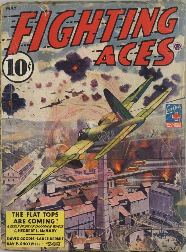 Fighting Aces May 1944