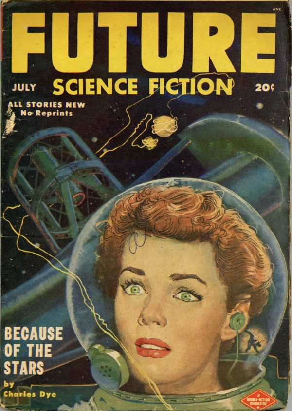 Future Science Fiction July 1952