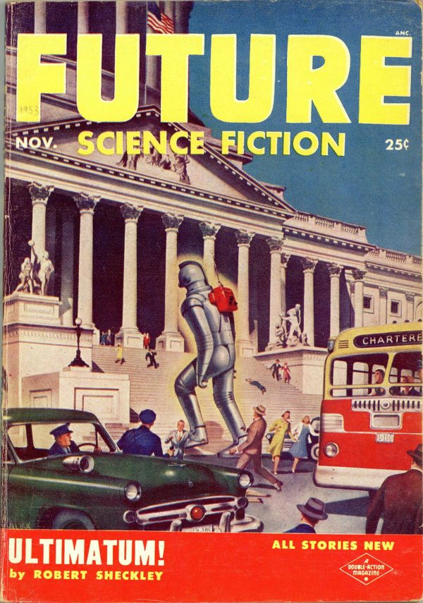 Future Science Fiction November 1953