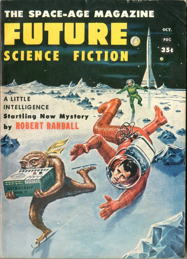 Future Science Fiction October 1958