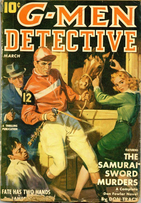 G-Men Detective March 1941