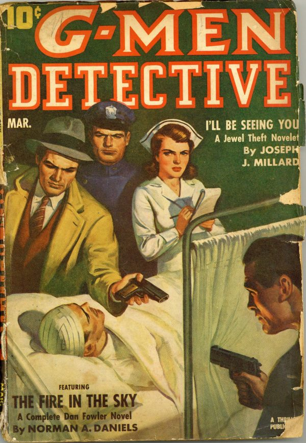 G-Men Detective March 1942