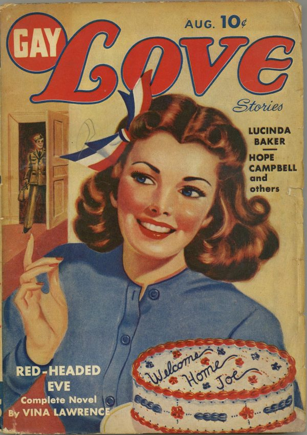 Gay Love Stories August 1943