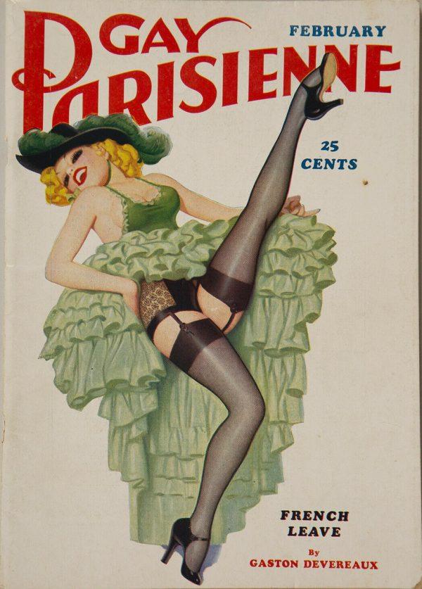 Gay Parisienne February 1938