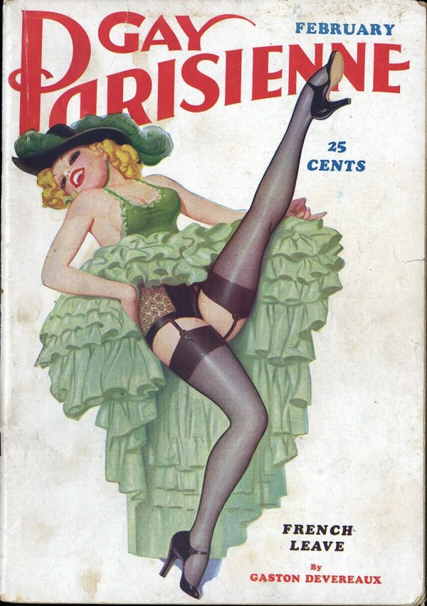 Gay Parisienne February 1938
