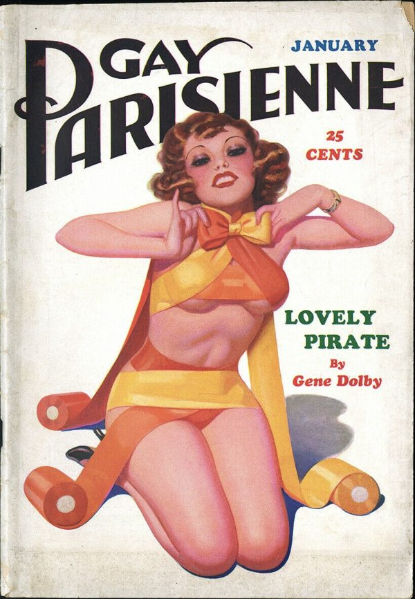 Gay Parisienne January 1936