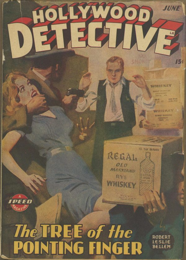 Hollywood Detective June 1944