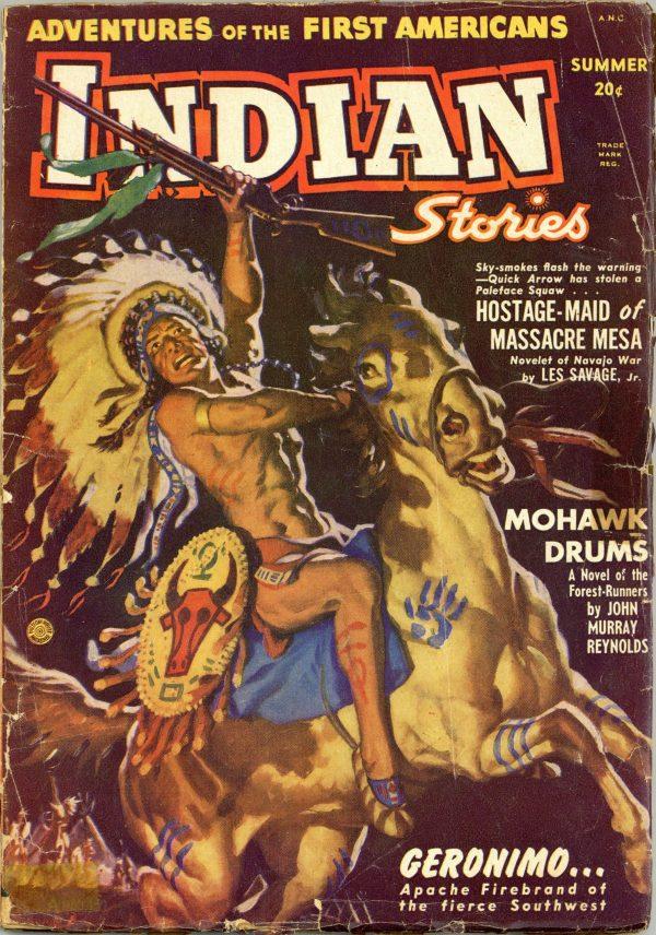 Indian Stories June 1950