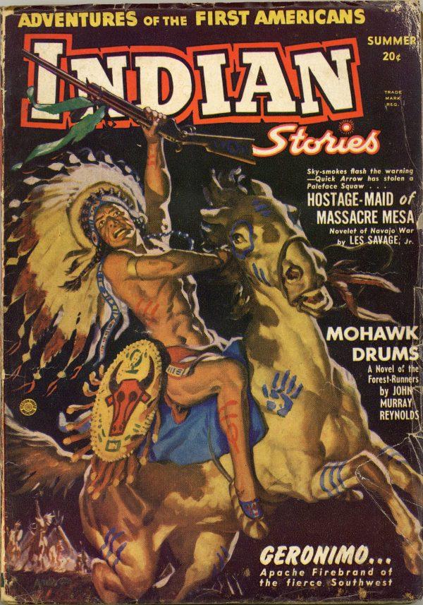 June 1950 Indian Stories
