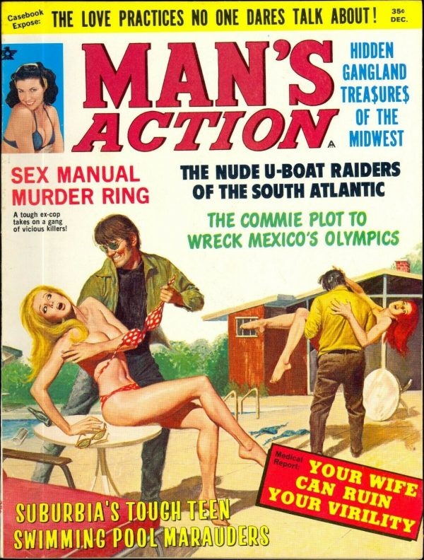 Man's Action December 1968