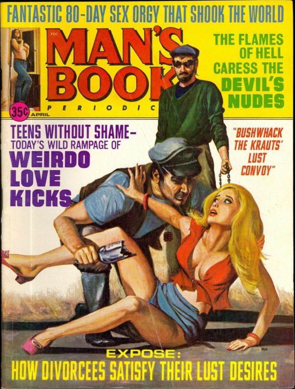 Man's Book April 1969