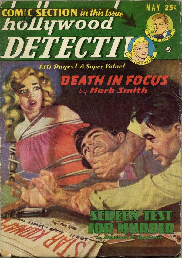 May 1950 Hollywood Detective
