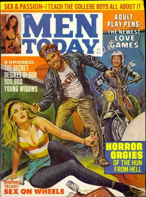 Men Today July, 1968