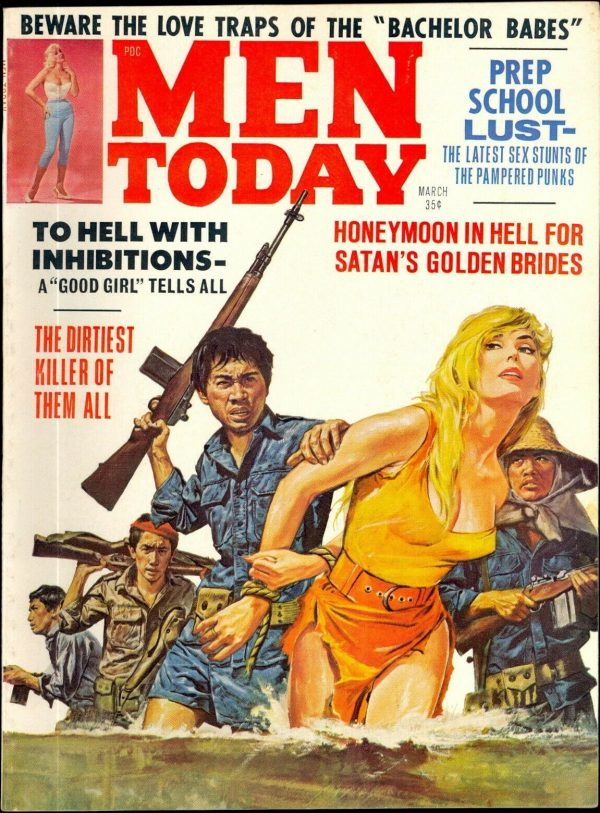 Men Today March, 1968