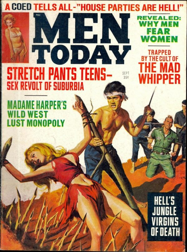 Men Today September 1967