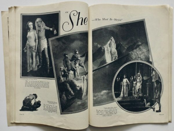 Sept. 1925 Film Fun Magazine