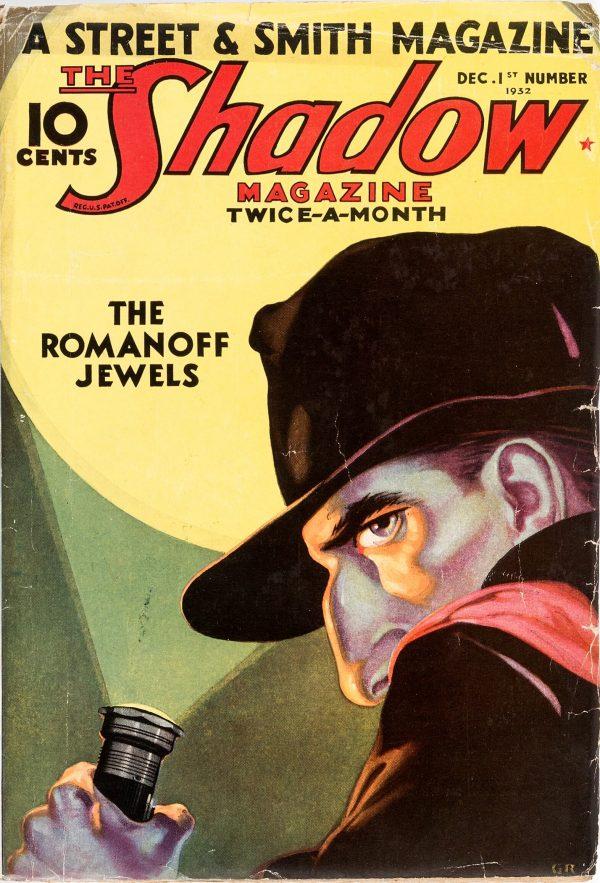 Shadow - December 1, 1932