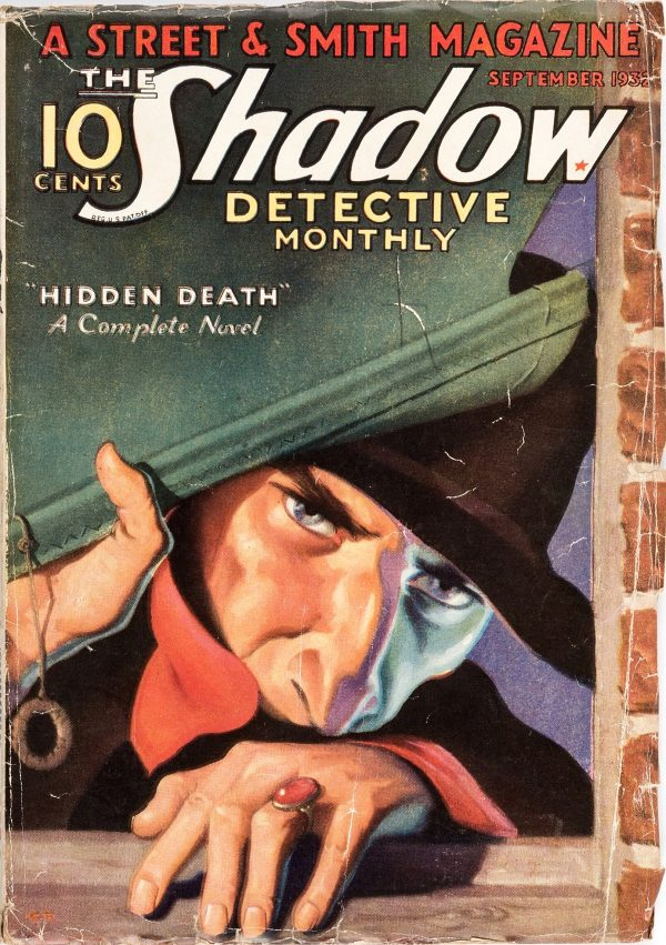 Shadow - September 1932