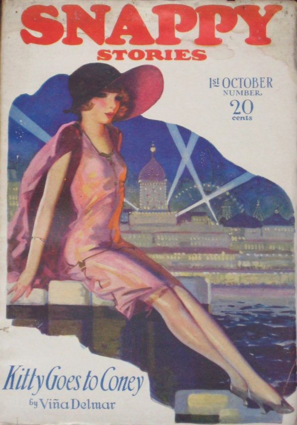 Snappy Stories October 1926