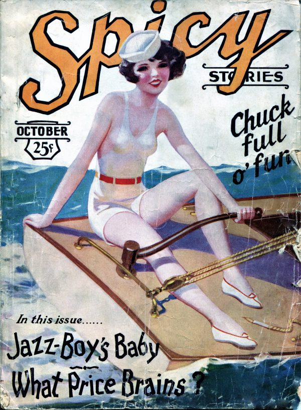Spicy Stories October 1929