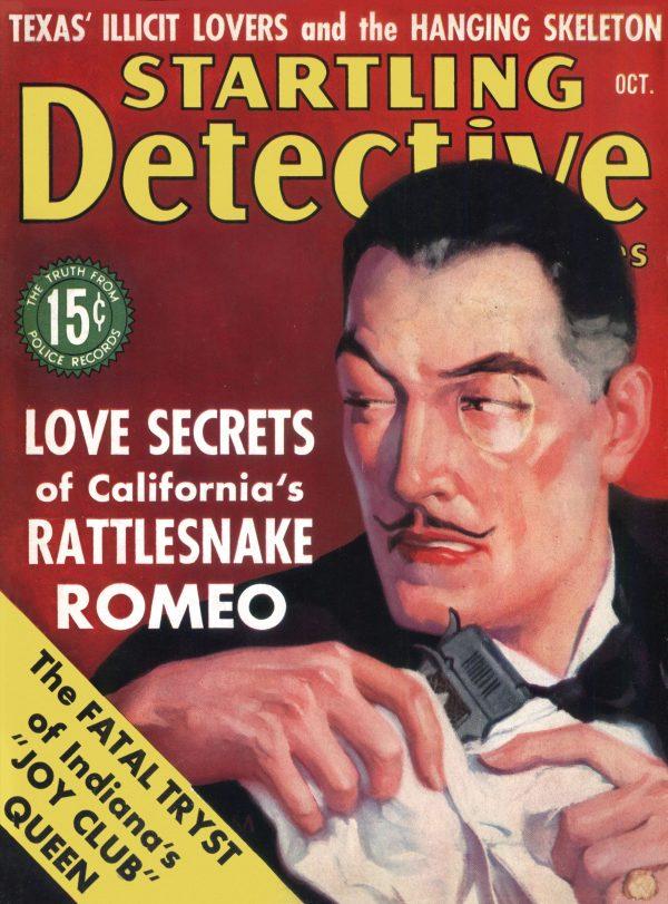 Startling Detective October 1936