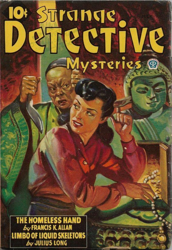 Strange Detective Mysteries July 1943