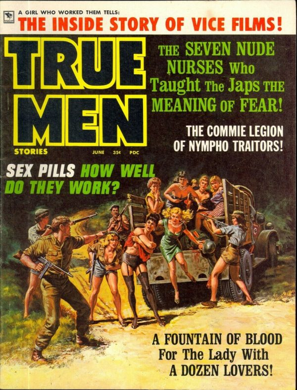 True Men June 1969