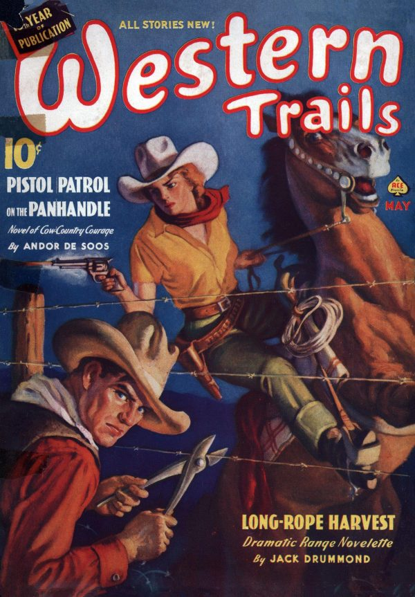 Western Trails May 1938