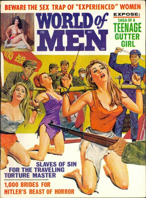 World of Men May 1968