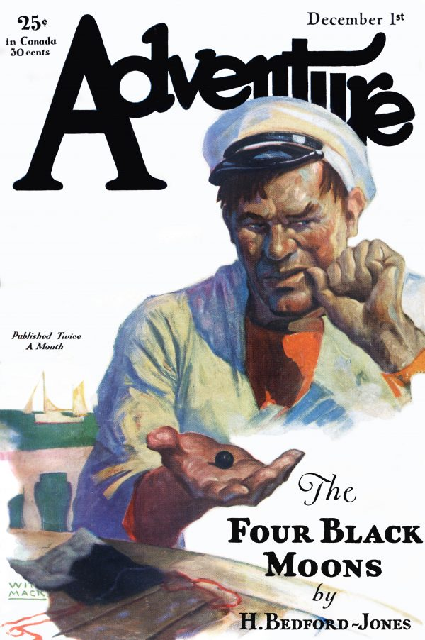 Adventure December 1929