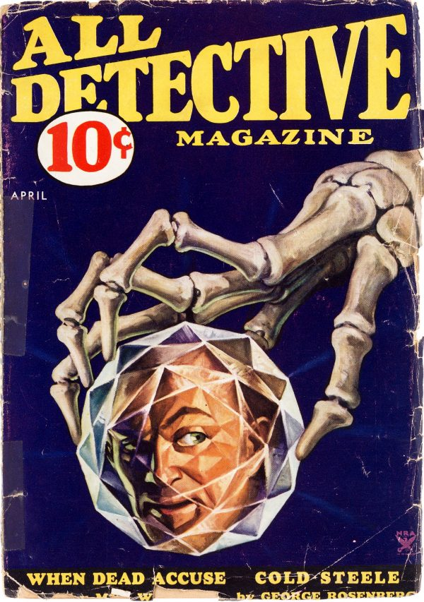 All Detective Magazine - April 1934