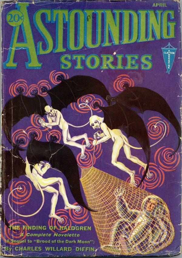 Astounding Stories April 1932