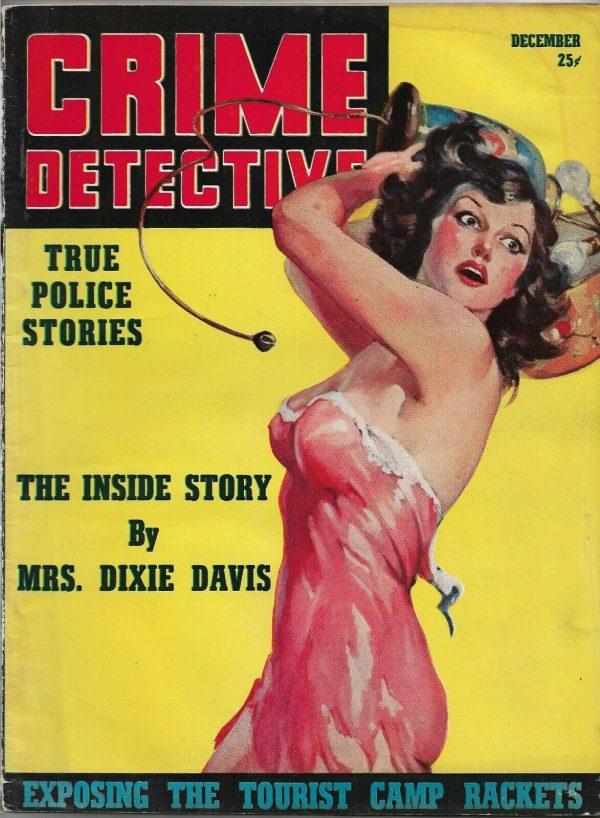 Crime Detective December 1938