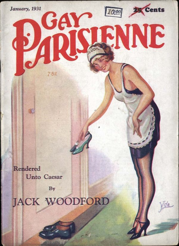 Gay Parisienne January 1931