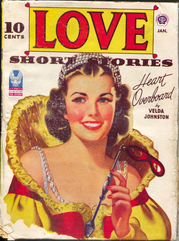 Love Short Stories January 1944