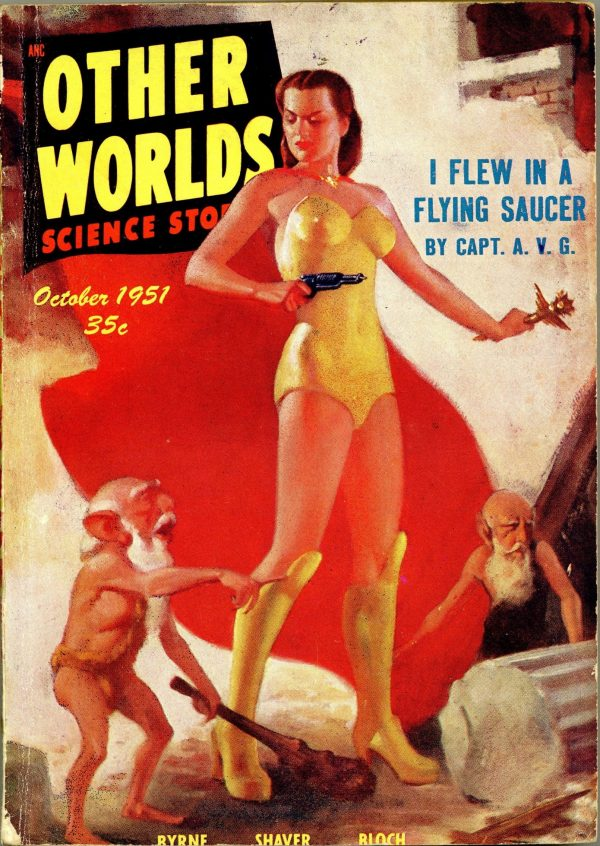 Other Worlds October 1951