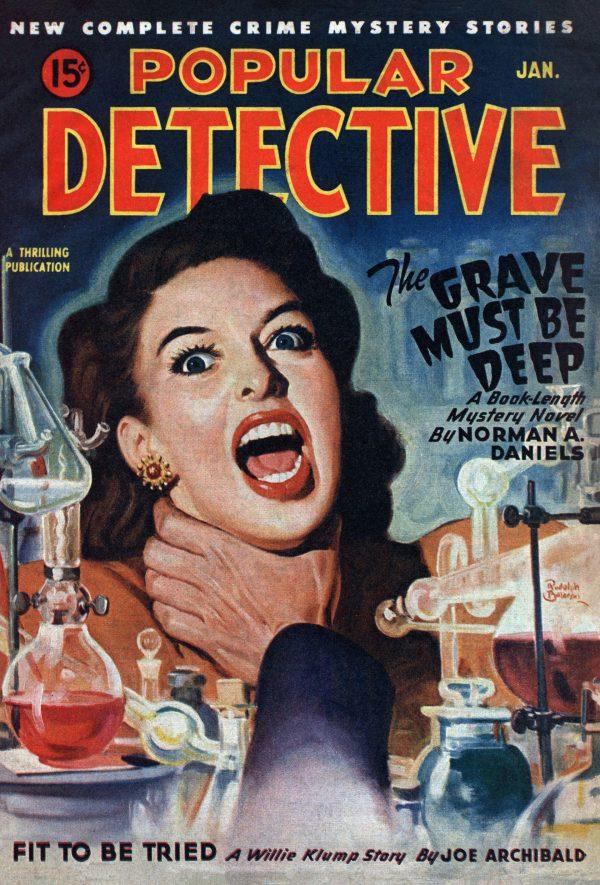 Popular Detective January 1947
