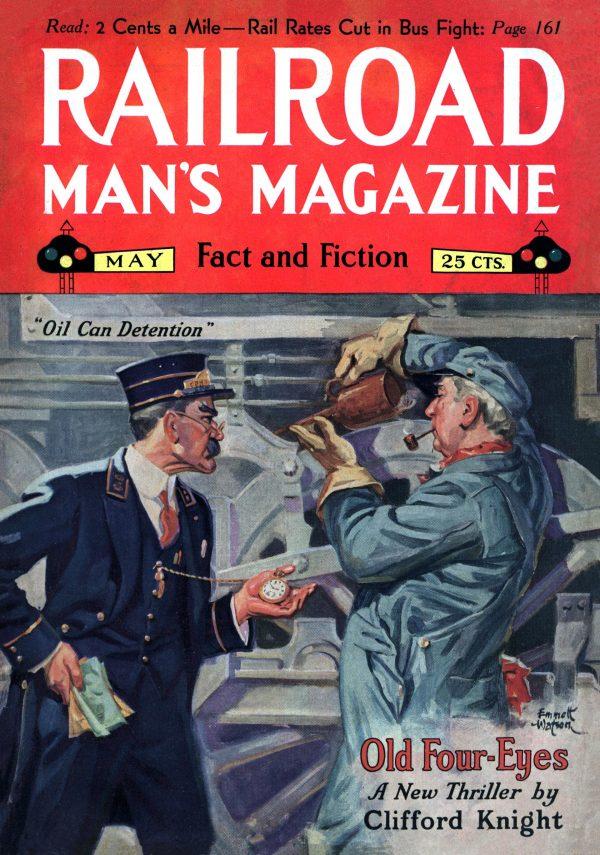 Railroad Man's Magazine 1931 May