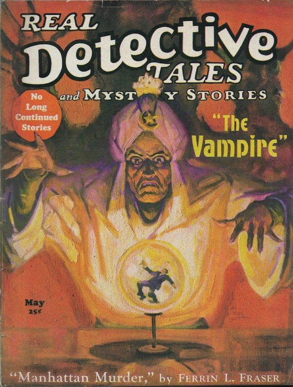 Real Detective Tales and Mystery Stories 1930