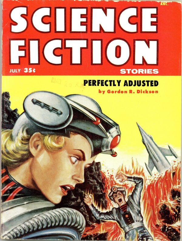 Science Fiction Stories July 1955