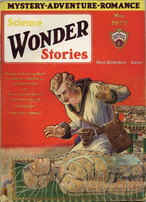 Science Wonder Stories May 1930
